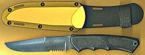Nóż NIETO OPNI-SUB 2092 DLA PŁETWONURKÓW OPNI-SUB 2092