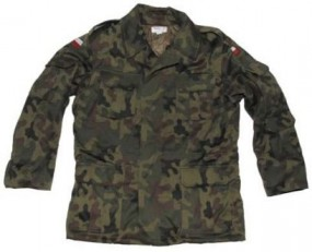 Odzież militarna-katalog produktów