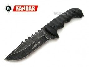 Nóż survivalowy KANDAR N304B