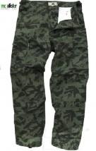 Spodnie BDU MCALLISTER Taiga Camo