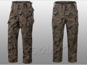 Spodnie wojskowe TEXAR WZ10 pl camo