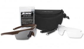 Okulary balistyczne Crosshair 2LS - Coyote Brown