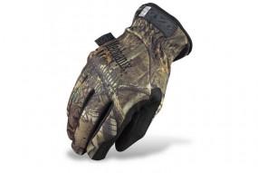 Rękawice taktyczne Mechanix Wear Fast Fit Mossy Oak