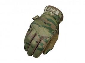 Rękawice taktyczne Mechanix Wear FastFit Multicam
