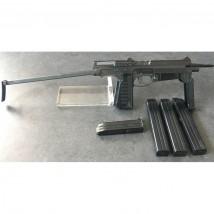 Pisolet samopowtarzalny kal. 9x18 mm wz. 63